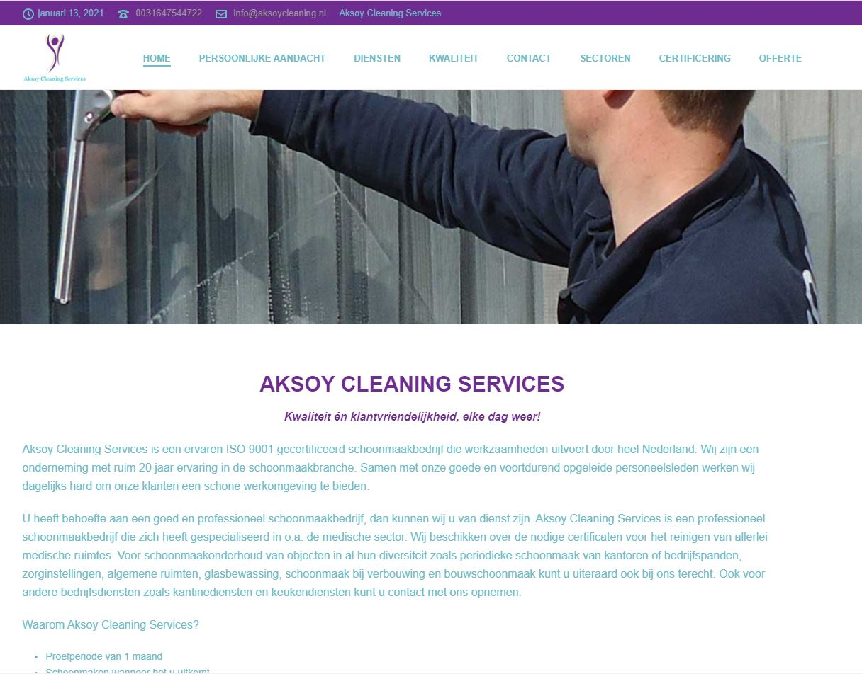 Aksoy Cleaning